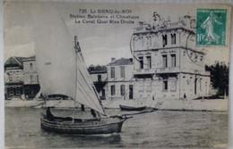 30 Le Grau Du Roi (Gard) Le Canal Quai Rive Droite - Le Grau-du-Roi