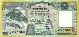 NEPAL 2008 100 Rupee - P.64a Neuf UNC - Nepal