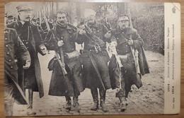 Carte Postale Guerre 1914 Défense D'Anvers Blessés Belges - Sonstige