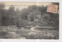 CPA-23-Creuse- CHAMBON-sur-VOUEIZE- La Caverne Du Diable Au Gourd De Laborie- - Chambon Sur Voueize