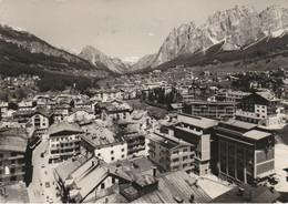 N° 8571 R -cpsm Cortina  -col Rosa- Pomagagnon- - Belluno