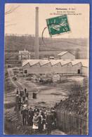 RARE ET BELLE CPA 76 MALAUNAY (S.-Inf.) - Sortie Des Ouvriers De L'Etablissement Knowles Et Cie - Other Municipalities