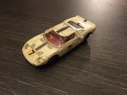 Ancienne Voiture Dinky Toys (~1968) Ford GT (24h Du Mans) Pas De Boîte - Jugetes Antiguos