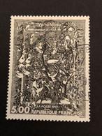 Timbre 2730, Tableau De Rouan, Oblitéré - Usados