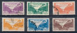 LIBAN - 1949 - Poste Aérienne - Oblitere - Lebanon