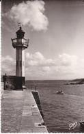 CPSM ST QUAY PORTRIEUX LE PHARE - Saint-Quay-Portrieux