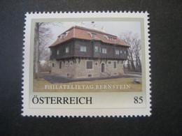 Österreich- Philatelietag Bernstein 8133762** Postfrisch - Private Stamps