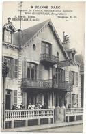 62 Berck Pension De Famille Mme Guignard - Berck