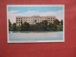 Our Lady Of The Lake Sanitarium    - Louisiana > Baton Rouge     Ref 4484 - Baton Rouge