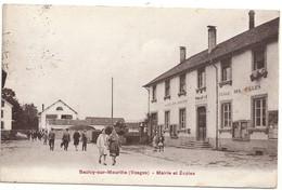 88 Saulcy-sur-Meurthe Mairie Et écoles - Other Municipalities