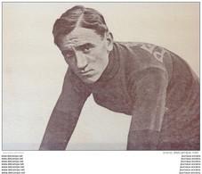 1913 VAINQUEUR DU TOUR DE FRANCE - PHILIPPE THYS  - SUPPLÉMENT DE LA VIE AU GRAND AIR - Non Classificati