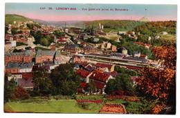 Longwy Bas / Vue Générale Prise Du Belvédère - Other Municipalities