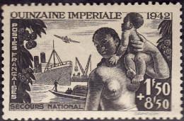 FRANCE 1942 -  Y&T 543 - Quinzaine Imperiale  - NEUF** - Nuevos