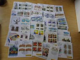Dt. Post 25 Messebriefe Aus 2003-2005 (15905) - Cartas