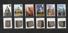 Guernsey 2008  Nr 1203/8 **, Zeer Mooi Lot K1172 - Guernsey