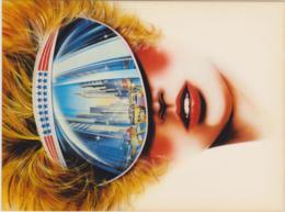 BARRY LEPARD - Reflections - CPM TBon Etat (voir Scan) - Paintings