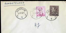Doc. De DIKSMUIDE - C 1 C - Du 20/05/66 En Rec. ( E ) - Landpost (Ruralpost)