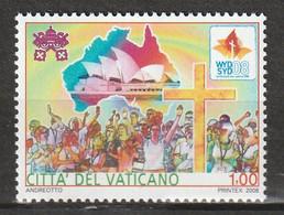 VATICAN - N°1466** (2008) - Nuevos