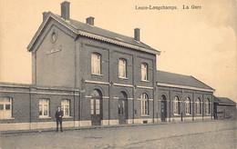 LEUZE LONGCHAMPS (Namur) La Gare - Sonstige