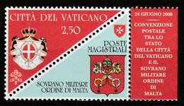 VATICAN - N°1475 ** (2008) - Nuevos