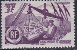 France S. P. M. TUC De 1947 YT 335 Neufs - Nuevos
