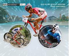 Turkey 2020, UCI Mountain Bike Marathon World Championship, MNH S/S - Ungebraucht