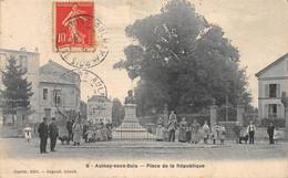A-20-7071 : AULNAY SOUS BOIS. PLACE DE LA REPUBLIQUE - Aulnay Sous Bois