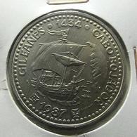 Portugal 100 Escudos 1987 Gil Eanes - Portogallo
