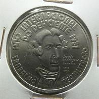 Portugal 100 Escudos 1981 Ano Internacional Do Deficiente - Portogallo