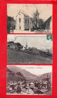 73 - SAVOIE : Lot De 10 Cpa - Sonstige Gemeinden