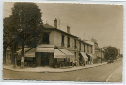 92 CLAMART Avenue Henri Barbusse CAFE Billard Biere De L'Esperance  Carrefour  Rue écrite En 1956   D25  2020 - Clamart