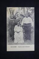 MICRONÉSIE / ÎLES GILBERT - Famille Du Chef De Butaritari - L 77374 - Micronesia