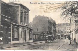 Souvenir De Mons NA71: La Rue Chisaire 1903 - Mons