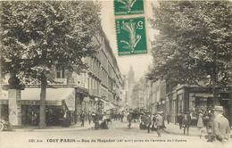 75009 - TOUT PARIS - Rue De Mogador Prise à L'arriere De L'Opera - District 09