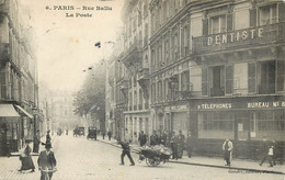 75009 - PARIS - Rue Ballu - La Poste - Gondry - District 09