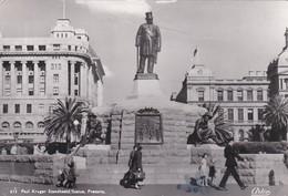 4829  25  Pretoria, Paul Kruger Statue  1958  (some Folds) - South Africa