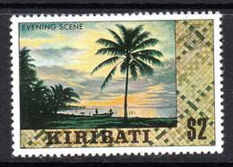 KIRIBATI - 1979 VIEWS $2 STAMP WMK W14 SIDEWAYS FINE MNH ** SG 99 - Kiribati (1979-...)