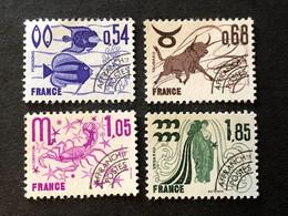 Préos 146 147 148 149 Neuf Sans Gomme - 1964-1988