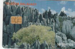 Madagascar - Tsingy Du Nord - Madagascar