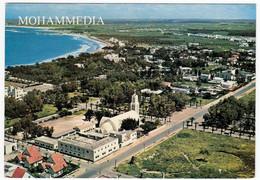 MAROCCO - MOHAMMEDIA - VUE AERIENNE -  المحمدية, Al-Muḥammadīya - 1973 -Vedi Retro - Other