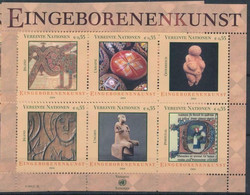 ONU Vienne Prehistory Prehistoire Venus De Willendorf MNH - Prehistory