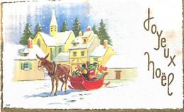 Carte Mignonnette - Noel - Ohne Zuordnung