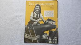 Raree Zeitschrift Das Deutsche Mädel In Der HJ 1941 Novemberheft Bund Deutscher Mädels BDM JM - 1939-45