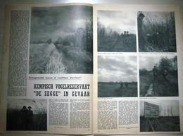 Kempische Vogelreservaat De Zegge - Antwerpen (01.12.1955) - Magazines & Newspapers