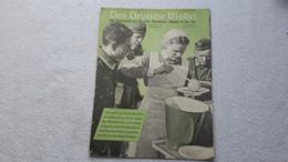Raree Zeitschrift Das Deutsche Mädel In Der HJ 1941 Septemberheft Bund Deutscher Mädels BDM JM - 1939-45