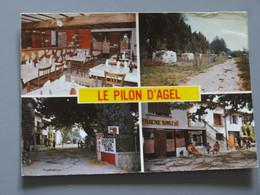 NOVES : Auberge Rurale, Camping Le Pilon D'Agel ................ 201101-G404 - Otros Municipios