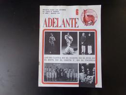 "Revue "" Adelante "" N° 6, Mars 1975 - Children's"
