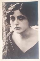 Cartolina - Cinema Muto - F. Bertini - 1920 Ca. - Other