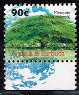 Antigua Und Barbuda 2007,Michel# 4544 O Plants And Trees: Mesquite (Prosopis Chilensis) - Antigua En Barbuda (1981-...)