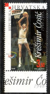 Croazia Croatia 2005 - Pallacanestro Basket MNH ** - Basket-ball